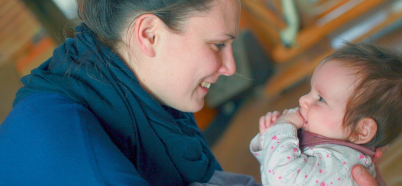 Lini Lindmayer im Interview auf Windelfreibaby, (c) Lini Lindmayer